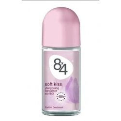 8X4  ROLL-ON SOFT-KISS DEO 50 ML
