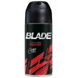 BLADE FASTER DEO FOR MEN 150 ML