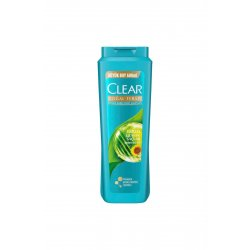 CLEAR DOGAL TERAPI SAMPUAN 600 ML GUCLU UZAYAN SAC