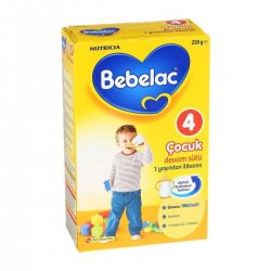 BEBELAC JUNIOR 250 GR